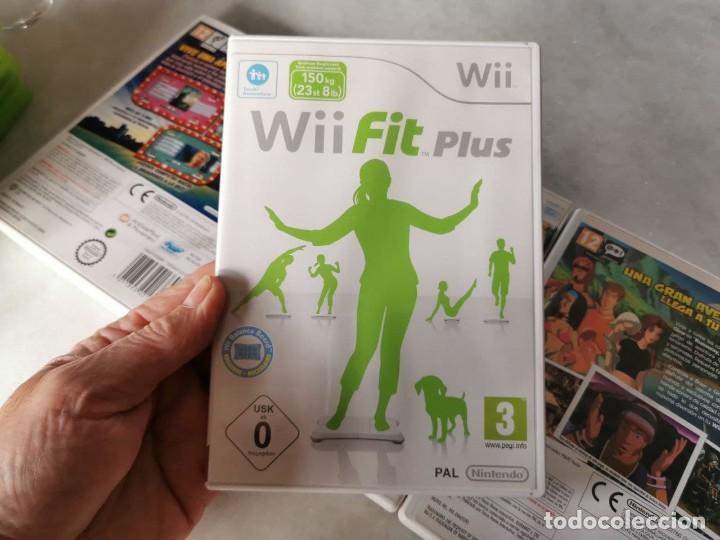 Videojuegos y Consolas: 5 JUEGOS WII, DANCE ON BROADWAY, SCENE IT?, GLEE, FIT PLUS, RUNAWAY - Foto 7 - 266035908