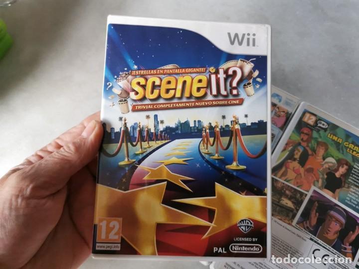 Videojuegos y Consolas: 5 JUEGOS WII, DANCE ON BROADWAY, SCENE IT?, GLEE, FIT PLUS, RUNAWAY - Foto 11 - 266035908
