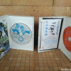 Videojuegos y Consolas: LOTE 2 JUEGOS DE LA CONSOLA WIIMARIO KART Y ACTIVE - LAS CAJAS NO CORRESPONDEN CON LOS JUEGOS. Lote 246188185