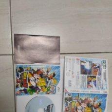 Videojuegos y Consolas: DRAGON BALL Z BUDOKAI TENKAICHI 2 NINTENDO WII COMPLETO PAL-ESPAÑA ORIGINAL 100%. Lote 246205680