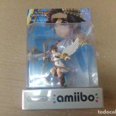 Videojuegos y Consolas: AMIIBO PIT SMASH BROS 17 NEW , NUEVO NINTENDO WIIU 3DS WII. Lote 246212235