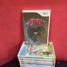 Videojuegos y Consolas: LORE DE 7 JUEGOS WII . COMPLETOS . VER FOTOS. Lote 246240795