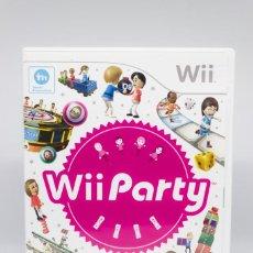 Videojuegos y Consolas: WII PARTY. Lote 246337380