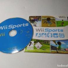Videojuegos y Consolas: WII SPORTS ( SOBRE CARTON) ( NINTENDO WII - WII U - PAL - ESPAÑA). Lote 247061950