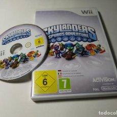 Videojuegos y Consolas: SKYLANDERS SPYRO´S ADVENTURES ( NINTENDO WII - WII U - PAL - ESPAÑA). Lote 247062540
