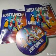 Videojuegos y Consolas: JUST DANCE 2017 ( NINTENDO WII - WII U - PAL - ESPAÑA). Lote 247062785