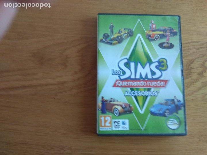 LOS SIMS 3 QUEMANDO RUEDA (Juguetes - Videojuegos y Consolas - Nintendo - Wii)