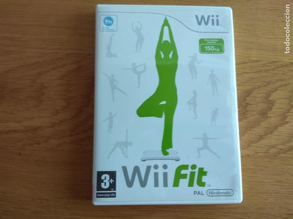 JUEGO NINTENDO WII FIT (Juguetes - Videojuegos y Consolas - Nintendo - Wii)