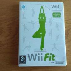 Videojuegos y Consolas: JUEGO NINTENDO WII FIT. Lote 247504845