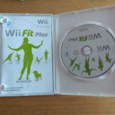 Videojuegos y Consolas: JUEGO NINTENDO WII FIT PLUS. Lote 247505275