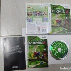 Videojuegos y Consolas: PIKMIN 2 NINTENDO WII COMPLETO PAL-ESPAÑA. Lote 247647455