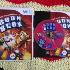 Videogiochi e Consoli: BOOM BLOX JUEGO DE STEVEN SPIELBERG EA NINTENDO WII KREATEN. Lote 249572080