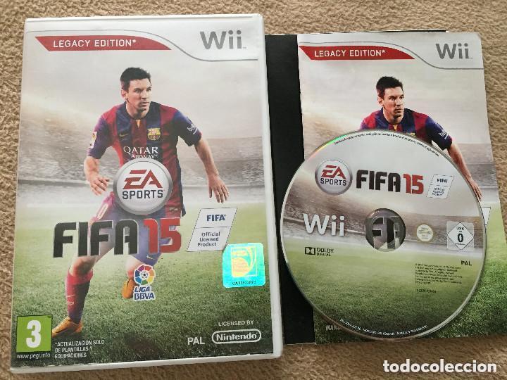FIFA 15 EA SPORTS (Juguetes - Videojuegos y Consolas - Nintendo - Wii)