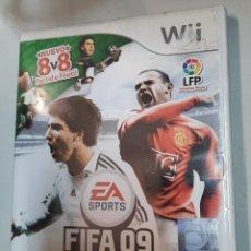 Videojuegos y Consolas: FIFA 09 ALL-PLAY. NINTENDO WII. Lote 253229195