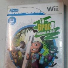 Videojuegos y Consolas: LA GRAN AVENTURA DE DOOD. NINTENDO WII. Lote 253473710