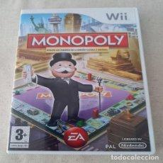 Videojuegos y Consolas: MONOPOLY (NINTENDO WII - ESPAÑA) ¡USADO!. Lote 253793325