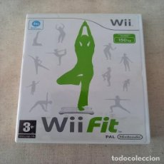 Videojuegos y Consolas: WII FIT (NINTENDO WII) ¡USADO!. Lote 253804910