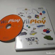 Videojuegos y Consolas: WII PLAY ( NINTENDO WII - WII U - PAL - ESPAÑA ). Lote 254264140