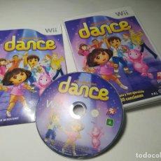 Videojuegos y Consolas: NICKELODEON DANCE ( NINTENDO WII - WII U - PAL - ESPAÑA ). Lote 254264265