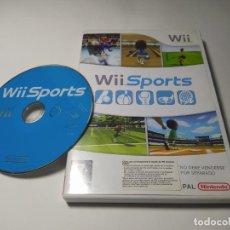 Videojuegos y Consolas: WII SPORTS ( CAJA DURA) ( NINTENDO WII - WII U - PAL - ESPAÑA ). Lote 254264540