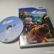 Videojuegos y Consolas: PIXAR DISNEY - UP ( NINTENDO WII - WII U - PAL - ESPAÑA ). Lote 254264600
