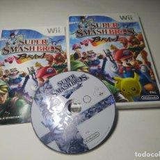 Videojuegos y Consolas: SUPER SMASH BROS. BRAWL ( NINTENDO WII - WII U - PAL - ESPAÑA ). Lote 254264720