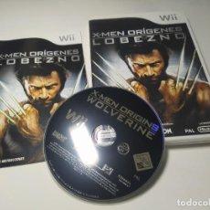 Videojuegos y Consolas: X- MEN LOBEZNO ( NINTENDO WII - WII U - PAL - ESPAÑA ). Lote 254264800
