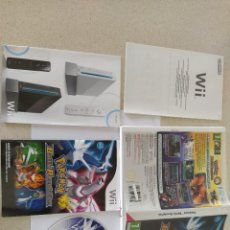 Videojuegos y Consolas: POKEMON BATTLE REVOLUTION NINTENDO WII COMPLETO PAL-ESPAÑA. Lote 254294205