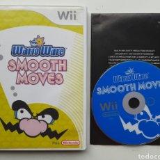 Videojuegos y Consolas: WARIO WARE SMOOTH MOVES NINTENDO WII. Lote 254920430