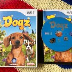 Videojuegos y Consolas: DOGZ NINTENDO WII KREATEN. Lote 255998310