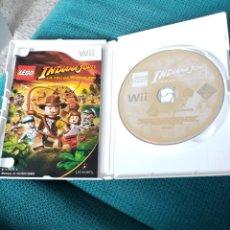 Videojuegos y Consolas: JUEGO INDIANA JONES LEGO PARA WII. Lote 256021715