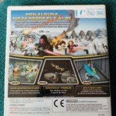 Videojuegos y Consolas: JUEGO LEGO STAR WARS LA SAGA COMPLETA PARA WII. Lote 256022215