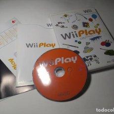 Videojuegos y Consolas: WII PLAY ( NINTENDO WII - WII U - PAL - ESP). Lote 256064960