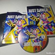 Videojuegos y Consolas: JUST DANCE 2016 ( NINTENDO WII - WII U - PAL - ESP). Lote 256065215