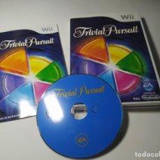 Videojuegos y Consolas: TRIVIAL PURSUIT ( NINTENDO WII - WII U - PAL - ESP). Lote 256065265
