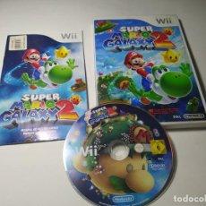 Videojuegos y Consolas: SUPER MARIO GALAXY 2 ( NINTENDO WII - WII U - PAL - ESP). Lote 256065385