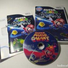 Videojuegos y Consolas: SUPER MARIO GALAXY ( NINTENDO WII - WII U - PAL - ESP). Lote 256065545