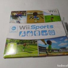 Videojuegos y Consolas: WII SPORTS ( CARTON ) ( NINTENDO WII - WII U - PAL - ESP). Lote 256065970