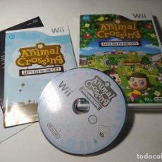 Videojuegos y Consolas: ANIMAL CROSSING : LET´S GO TO THE CITY ( NINTENDO WII - WII U - PAL - ESP). Lote 256066475
