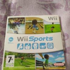 Videogiochi e Consoli: WII SPORTS. Lote 257797055