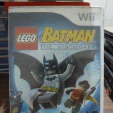 Videojuegos y Consolas: LEGO BATMAN THE VIDEOGAME PARA WII. Lote 258060050