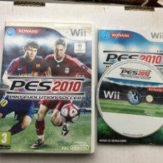 Videogiochi e Consoli: PES 2010 PRO EVOLUTION SOCCER 10 NINTENDO WII KREATEN. Lote 258749280