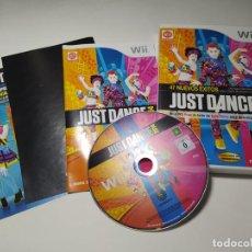 Videojuegos y Consolas: JUST DANCE 2014 ( NINTENDO WII - WII U - PAL - ESPAÑA). Lote 259323595