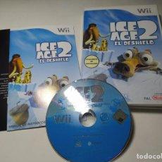 Videogiochi e Consoli: ICE AGE 2 - EL DESHIELO ( NINTENDO WII - WII U - PAL - ESPAÑA). Lote 259324670