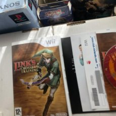 Videogiochi e Consoli: LINK CROSSBOW TRAINING NINTENDO WII KREATEN ZELDA SAGA. Lote 259837895