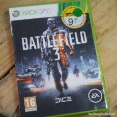 Videojuegos y Consolas: BATTLEFIELD 3 - XBOX 360 - VIDEOJUEGO SEGUNDA MANO. Lote 261577385