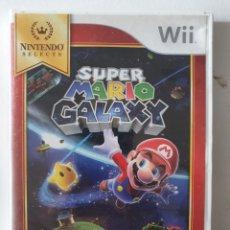 Videojuegos y Consolas: JUEGO SUPER MARIO GALAXY. NINTENDO WII. Lote 262006305