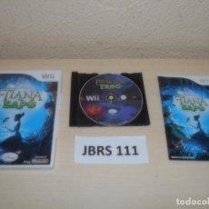 Videojuegos y Consolas: WII - DISNEY TIANA Y EL SAPO , PAL ESPAÑOL , COMPLETO. Lote 262445265