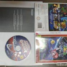 Videogiochi e Consoli: SUPER MARIO GALAXY NINTENDO WII PAL-ESPAÑA. Lote 283273823