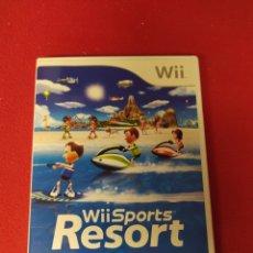 Videojuegos y Consolas: WII SPORTS RESORT. Lote 264074130